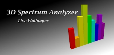 3D Spectrum Analyzer LWP
